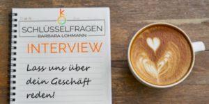 Schlüsselfragen Interview